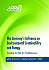 Thought Leaders Report 2009: The Economy's Influence on Environmental Sustainability and Energy [PDF]